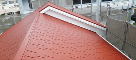 外壁塗装・屋根塗装の画像